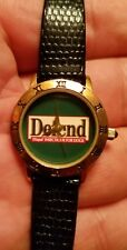 Defend Expert Insecticide For Dogs 18K Gold Plated Watch by Infinity