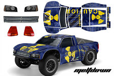 RC Body Graphics Kit Decal Sticker Wrap For Losi SCTE Short Course 1/10 MELT Y U