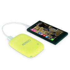 MEMTEQ QI Wireless Charger Charging Pad for Cellphones Samsung Galaxy S6 Edge S5