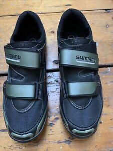 Shimano MO64L SPD Cycling Shoe size 45 10.5 Mountain/Road