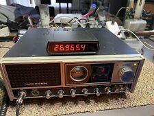 Uniden Washington 40CH AM/SSB CB Radio Base Station Radio w/ Extras
