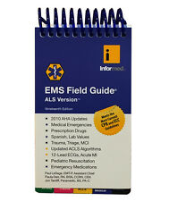 FIELD GUIDE: INFORMED EMS (ALS VERSION), 19TH EDITION (80-0140)