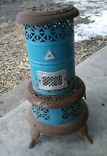 Perfection Oil Heater portable kerosene heater blue model 630