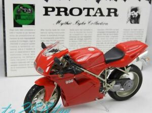 RARE PROTAR 10404# 1:9 Mythic Bike Collection DUCATI 996 BIPOSTO MADE IN ITALY