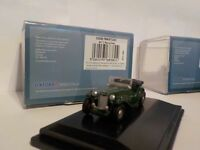 MGTC, British Racing Green. , Model Cars, Oxford Diecast