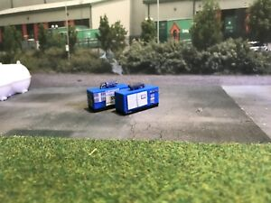 3D Printed Generator Would Suit 1:148 Scale N Gauge