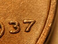 "1937 DDO-005 Lincoln Wheat Cent ""RARE"""