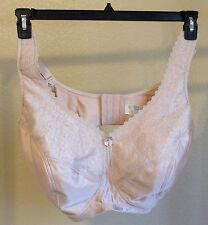 Glamorise Plus Size 48H Beige Unpadded Bra