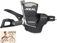 SHIMANO SLX M7000 11-SPEED BLACK BICYCLE RAPID FIRE RIGHT SHIFTER