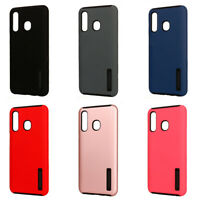 Lot/6 Ultra Matte Hybrid Case For Samsung Galaxy A30, A20 Wholesale