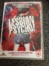 Lesbian Psycho - DVD