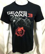 GEARS OF WAR 3 Official T-Shirt(M)OG 2010 New Genuine Merch.No longer made 54FL
