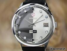 Rado Starliner Daymaster 1960 Vintage Auto Swiss Made Men's Rare Watch NV58