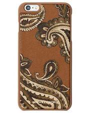Michael Kors Lace-Print iPhone 6 Plus/ 6S Plus Case Luggage, NIB! $75