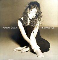 Mariah Carey CD Single Without You - Europe (VG+/VG+)
