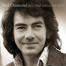 NEIL DIAMOND - ALL TIME GREATEST HITS - CD SIGILLATO 2014