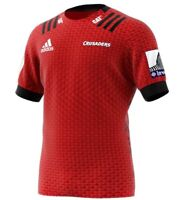2020 Crusaders Super Rugby Home Jersey