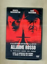 Denzel Washington # ALLARME ROSSO # Buena Vista Home Ent. DVD-Video