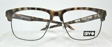 Spy Optic Dexter Desert Tort 54-16 Eyeglass Optical Frames Glasses New Eyewear