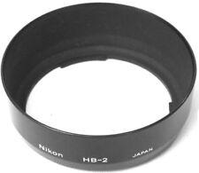 Nikon Original / Genuine HB-2 Round Lens Hood for AF 35-105mm f/3.5-4.5