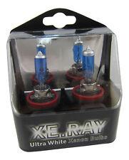 ORIGINAL xe.ray H8 Xenon Gas que han sido Llenados bombillas super blanca azul