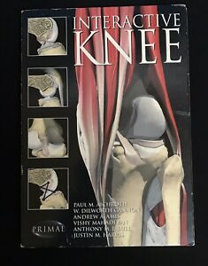 Interactive Knee In 3D With Groundbreaking CD-ROMs From Primal Pictures