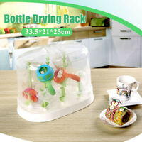 Portable Infant Baby Bottles Drying  Bottle Holder Tree Shape Storage