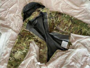 orig US ARMY OCP GEN III Cold Wet WEATHER ECWCS Jacket Medium-Reg NEU