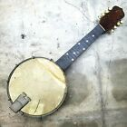 Antique/Vintage Banjolin GH&S British Made For Restoration 8 String Resonator for sale