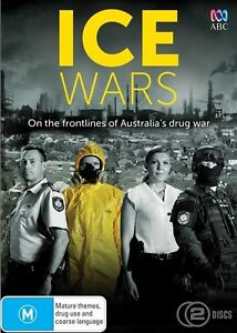Ice Wars - ABC Documentary - 2 Disc Set - New & Sealed Region 4 DVD - FREE POST