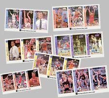 1992 Australia Basketball Cards NBL CARD Full SET (8 Teams)-RARE