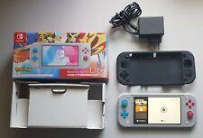 Nintendo Switch Lite - Zacian & Zamazenta Edition (Limited Edition, grau), OVP