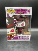 Funko Pop Dr Facilier (Masked) #508 Box Lunch Exclusive W/ Protector