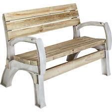 2x4 Basics AnySize Outdoor Patio Bench Loveseat Chair Kit Lounge Furniture- Sand