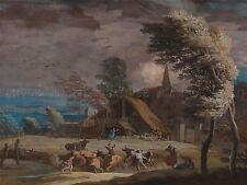 Marco Ricci Italia movimentata vecchia Paesaggio Pittura Arte Poster Stampa bb6077a