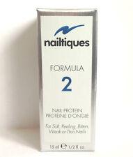 Nailtiques Formula 2 Nail Protein 15ml Bottle
