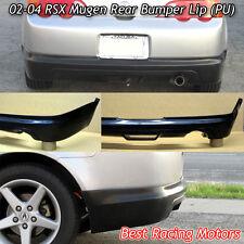 Mu-gen Style Rear Bumper Lip (Urethane) Fits 02-04 Acura RSX 2dr