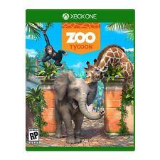 NUOVO Zoo Tycoon (Microsoft Xbox One, 2013) FORMATO NTSC