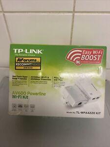 TP-Link AV600 TL-WPA4220KIT Wi-Fi Powerline
