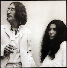 THE BEATLES POSTER PAGE . 1968 JOHN LENNON & YOKO ONO . 78M