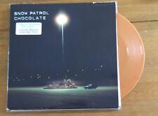 "Snow Patrol - Chocolate 7"" Vinyl"