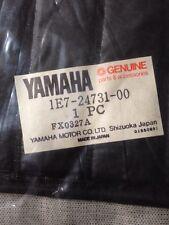 YAMAHA RD125 RDC125 1E7 1978 1979 1980 Seat Cover N.O.S Rare!