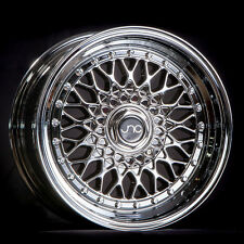 16x8 JNC JNC004 004 5x100/5x112 20 Platinum. Wheel New set(4)