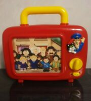 Postman Pat ELC Early Learning Centre Wind Up Musical TV Moving Pictures 2004