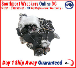 Mitsubishi Magna 6G74 3.5 L Engine / Motor 3.5L V6 TJ TE TF TH Low Kilometers