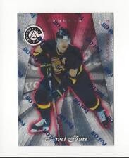 1997-98 Pinnacle Totally Certified Platinum Red #45 Pavel Bure Canucks /6199