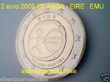 2 euro 2009 IRLANDA Irlande Irland Ierland Ireland Ирландия EIRE EMU UEM COM
