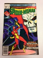 Spider-Woman #3 June 1978