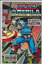 Marvel Comics CAPTAIN AMERICA 1 1 MEDUSA EFFECT COLLECTOR PREVIEW 1996