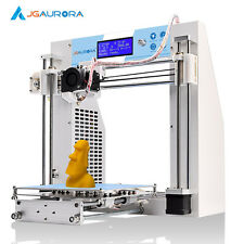 (Shipped from USA) [JGAurora] 3D Printer A-3 DIY Kits RepRap Prusa Metal Frame